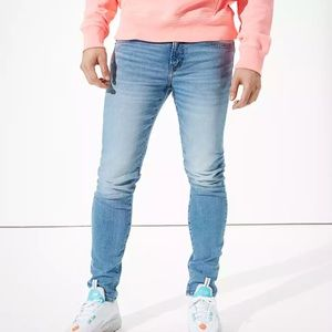 men's next level flex skinny jeans 30x34